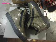 Giuseppe Zanotti Leather Sneakers GZHT26827
