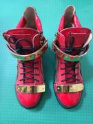 Giuseppe Zanotti Leather Sneakers GZHT268232