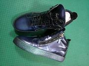 Giuseppe Zanotti Leather Sneakers GZHT268234