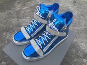 Giuseppe Zanotti Leather Sneakers GZHT268241