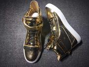 Giuseppe Zanotti Leather Sneakers GZHT268253