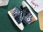 Louboutin High Top Sneakers CLHT569