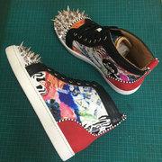 Louboutin Pik Pik Sneakers CLHT536