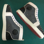 Louboutin High Top Sneakers CLHT572