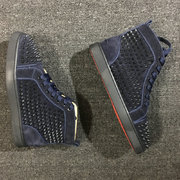Louboutin High Top Sneakers CLHT549