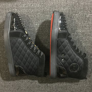 Louboutin High Top Sneakers CLHT574