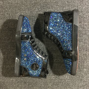 Louboutin Rhinestone Sneakers CLHT579