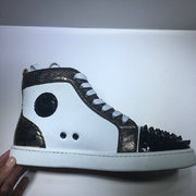 Louboutin High Top Sneakers CLHT575