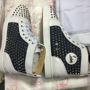 Louboutin High Top Sneakers CLHT553