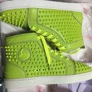 Louboutin High Top Sneakers CLHT554
