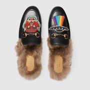 Gucci Men&Women Slippers sgum817