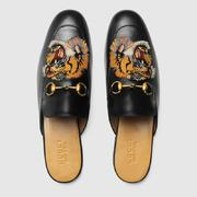 Gucci Men&Women Slippers sgum822