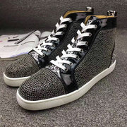 Louboutin Rhinestone Sneakers CLHT583