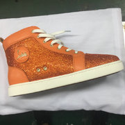 Louboutin Rhinestone Sneakers CLHT584