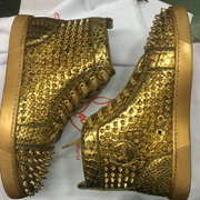 Louboutin High Top Sneakers CLHT558