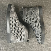 Louboutin High Top Sneakers CLHT559