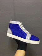 Louboutin Rhinestone Sneakers CLHT585