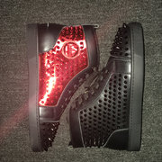 Louboutin High Top Sneakers CLHT560