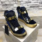 Giuseppe Zanotti Leather Sneakers GZHT268267