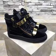 Giuseppe Zanotti Leather Sneakers GZHT268268