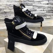 Giuseppe Zanotti Leather Sneakers GZHT268270