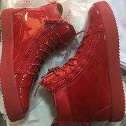 Giuseppe Zanotti Leather Sneakers GZHT268280