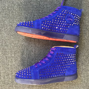 Louboutin High Top Sneakers CLHT562