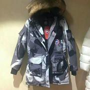 Canada Goose Men&Women Down Coat zC053