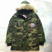 Canada Goose Men&Women Down Coat zC054