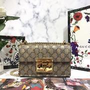 Gucci 409487 padlock Bag cguba1693