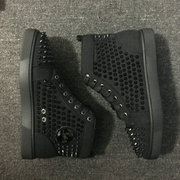 Louboutin High Top Sneakers CLHT563