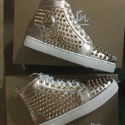 Louboutin High Top Sneakers CLHT564