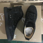 Louboutin High Top Sneakers CLHT550