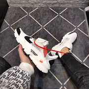 Off White x Nike Air Presto OW Men Shoes aOW023