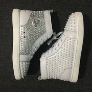 Louboutin High Top Sneakers CLHT568