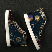 Louboutin High Top Sneakers CLHT584