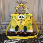 Hermes Kelly SpongeBob 21cm Bag jhem602
