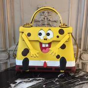 Hermes Kelly SpongeBob 28cm Bag jhem603