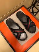 Gucci Men Slippers agum1138