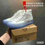 Off White x Converse Men&Women Shoes mOW043