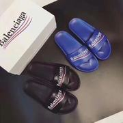 Balenciaga Women Slippers jBalen301