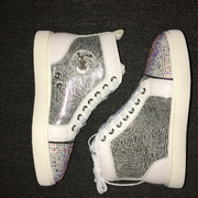 Louboutin High Top Sneakers CLHT551